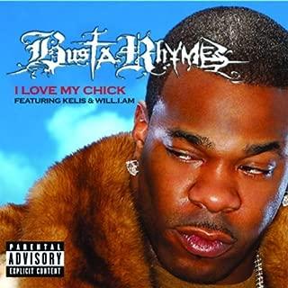 I Love My Bitch by Busta Rhymes, Will.I.Am (2006-07-17?