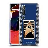 Head Case Designs Licenciado Oficialmente Star Trek Discovery Insignia de cadete Uniformes Carcasa de Gel de Silicona Compatible con Xiaomi Mi 10 5G / Mi 10 Pro 5G