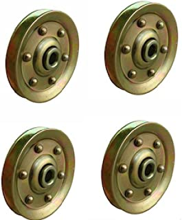 Best garage door pulley system Reviews