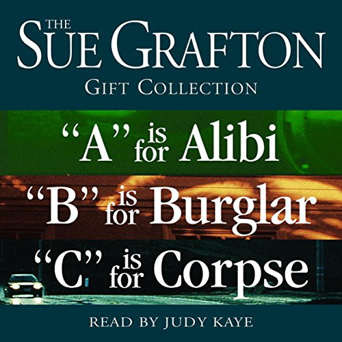 Sue Grafton ABC Gift Collection cover art