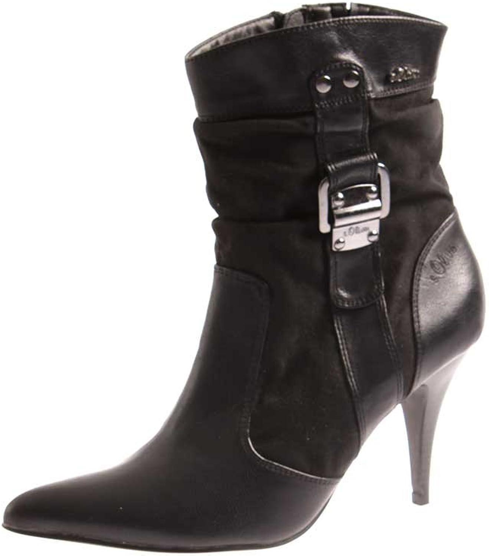 S.Oliver Kunstlederstiefelette Stiefelette Schuhe Schuhe Damen EU.41  Beste Preise und frischeste Styles