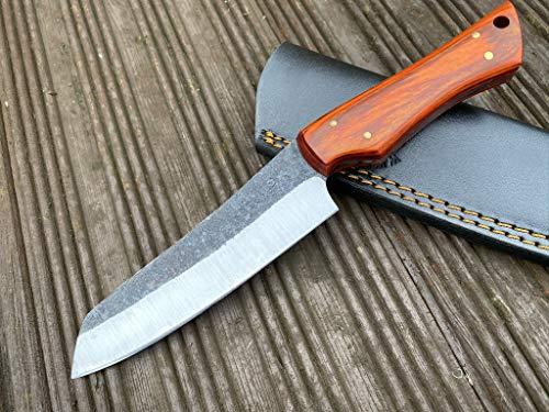 Perkin Hunting Knife with Sheath 1095 Steel PK2700