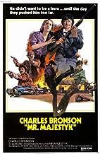 Mr. Majestyk Poster Movie 11x17 Charles Bronson Al Lettieri Linda Cristal Lee Purcell