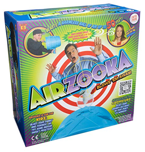 Airzooka prank gift for teen boys