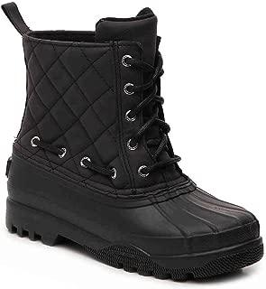 Sperry Top-Sider Women's Gosling Duck Boot, Black