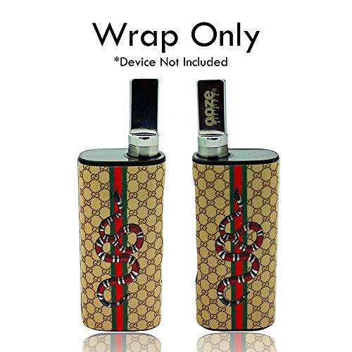 Custom Skin Decal for CCell Silo (Decal Only, Device is Not Included) - Vinyl Wrap Protective Sticker by VCG Customs (Snake)