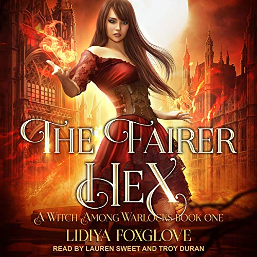 The Fairer Hex cover art