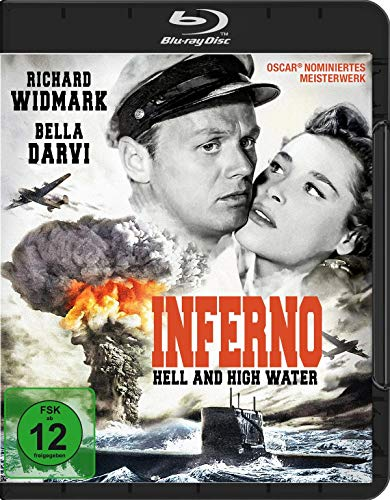 Inferno (Hell and High Water) (Blu-ray)