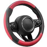COFIT Pelle Microfibra Rosso e Nero Coprivolante S 35.5-36cm