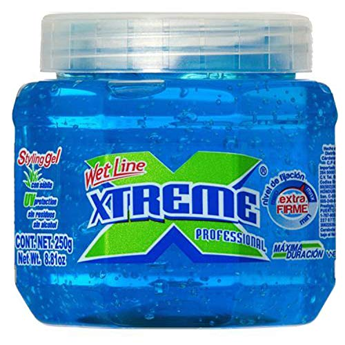 Wet Line Xtreme Professional Styling Gel, 8.8 Ounce