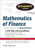 Schaum's Outline of Mathematics of Finance, Second Edition