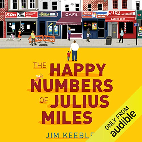 The Happy Numbers of Julius Miles cover art