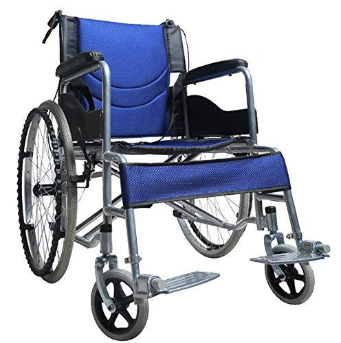 ポルタス・バディー 車椅子 軽量 折り畳み車いす 車イス 自走 手押し 介助 軽い ブレーキ 介護用品 お年寄り 軽量車椅子 プレゼント 折りたたみ おしゃれ 福祉用具 (オレンジ)