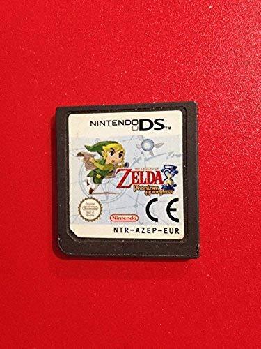 Nintendo The Legend of Zelda: Phantom Hourglass Nintendo DS videogioco