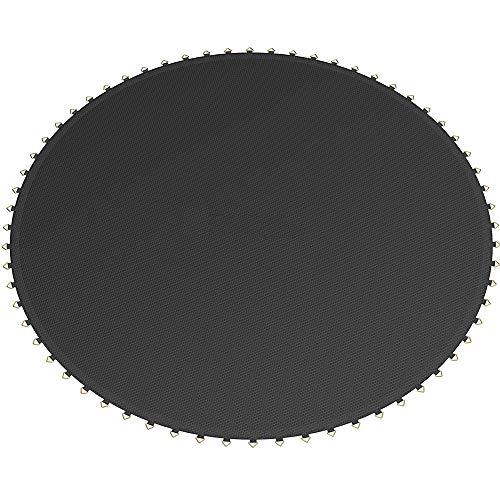 Zoyemone Tapis de Saut avec 72 Oeillets - pour Trampoline - Diamètre de 366 cm - Charge Max 150kg - Résistant aux UV