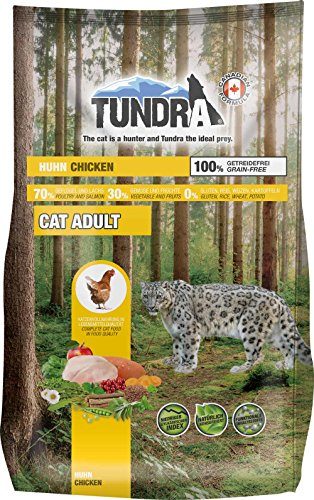 Tundra Cat Trockenfutter ( getreidefrei ) Huhn - Chicken (1,45 kg)