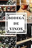 Bodega de Vinos: Adecuado para bodegas refrigeradas de 12 botellas y más, Gestione su bodega de envejecimiento, conservación, 100 tarjetas de ... regalo para el amante del vino, día del padre