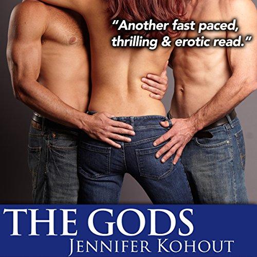 The Gods audiobook cover art