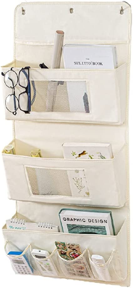 alyf Wall-Mounted Storage Bag Max 65% OFF 15.734.6 Oxford inch Hanging cheap C