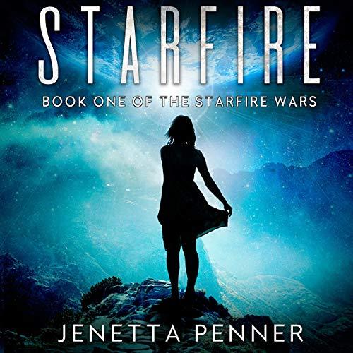 Starfire audiobook cover art