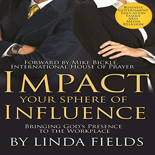 Impact Your Sphere of Influence audiobook cover art