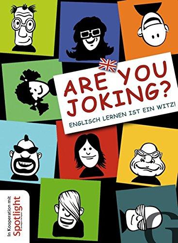 Are you joking?: Englisch lernen ist ein Witz! / Sprachspiel für 3-8 Spieler