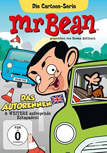 Mr. Bean - Die Cartoon-Serie - Staffel 2/Vol. 3