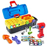 VTech Drill & Learn Toolbox, Multicolor