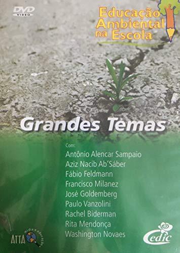 DVD Educação Ambiental na Escola - Grandes Temas [dvd]