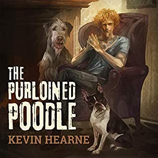 The Purloined Poodle                   Written by:                                                                                                                                 Kevin Hearne                               Narrated by:                                                                                                                                 Luke Daniels                      Length: 2 hrs and 57 mins     20 ratings     Overall 4.7