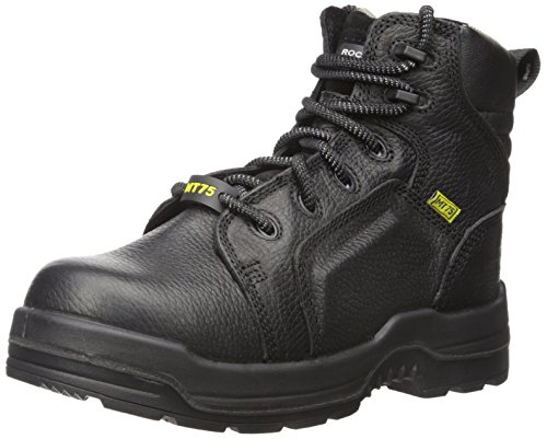 Rockport Work Women's More Energy RK465 Work Shoe, Black, 9.5 W US