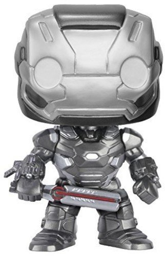 POP! Bobble - Marvel: Captain America CW: War Machine