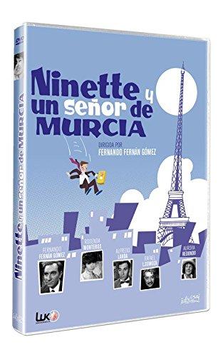 Ninette y un señor de Murcia [DVD]
