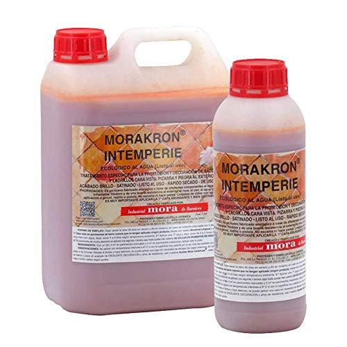 Protector Morakron Intemperie al agua - 1 L
