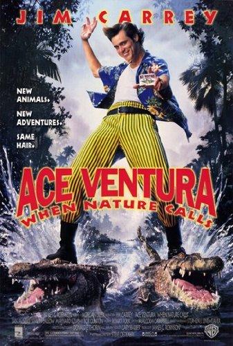 Poster Ace Ventura: Quando la Natura Chiama Stampa (27,94 x 43,18 cm)