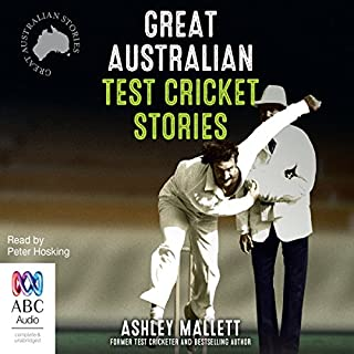 Great Australian Test Cricket Stories cover art