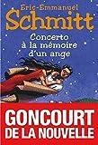 Concerto À La Mémoire d'Un Ange (Romans, Nouvelles, Recits (Domaine Francais))