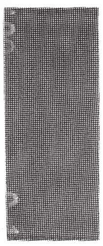 kwb Gitterleinen Schleif-Papier Schleifgitter-Scheibe für Nass- und Trocken-Schliff, f. Hand-Schleifer 93 x 230 K-120, aus Fiberglas, gelocht m. Klett, 5 Stk.