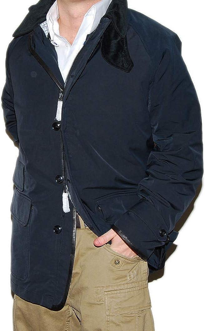 Ralph Lauren Polo Hooded Coat Jacket Vest Cashmere Wool Corduroy Black Medium $995