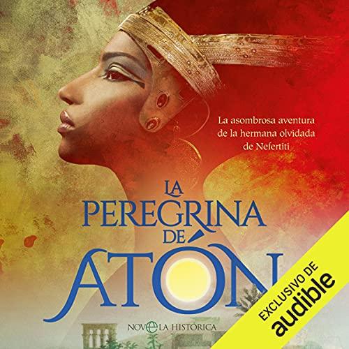 La peregrina de Atón cover art