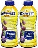 Sunsweet Prune Juice, 32 ounce 2-Pack