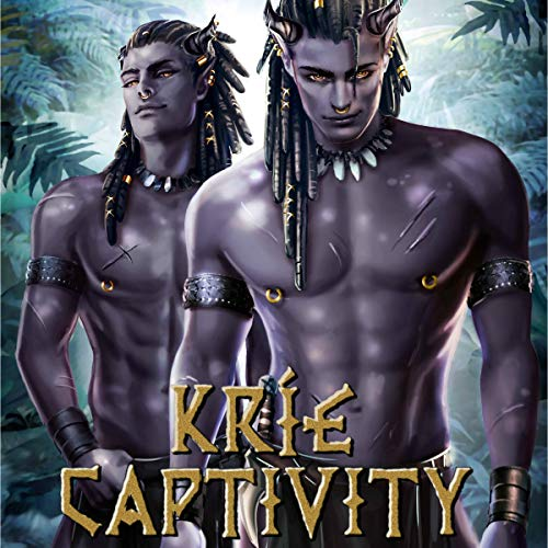 Kríe Captivity cover art