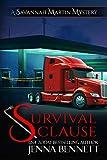 Survival Clause: A Savannah Martin Novel (Savannah Martin Mysteries Book 20)