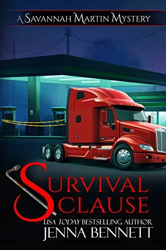 Survival Clause: A Savannah Martin Novel (Savannah Martin Mysteries Book 20) by [Jenna Bennett]
