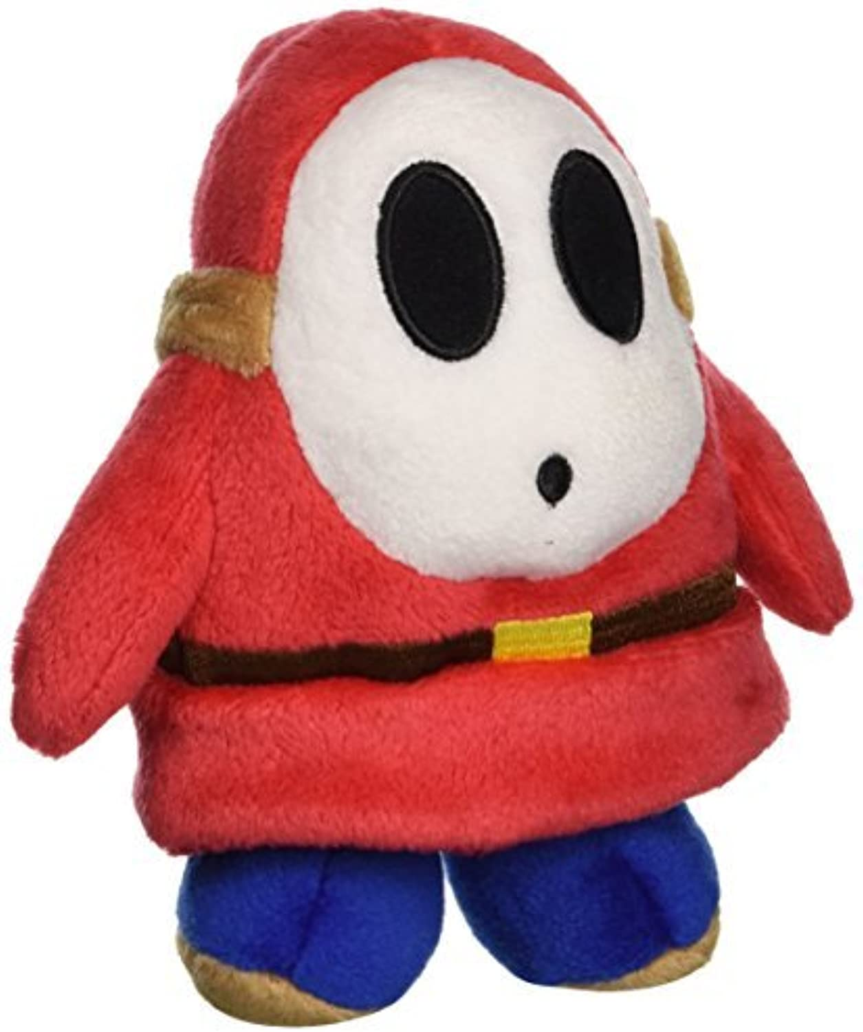 Sanei Officially Licensed Super Mario Plush 5 Shy Guy by Sanei