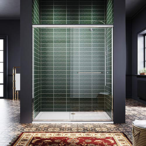 ELEGANT Showers 58.5-60' W x 72' H, Semi-Frameless...