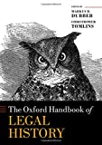 The Oxford Handbook of Legal History (Oxford Handbooks)