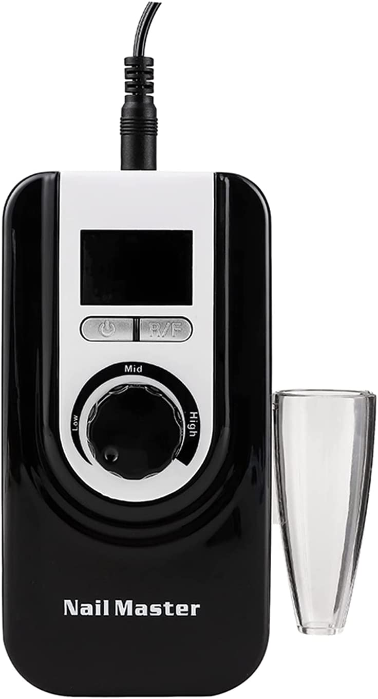 SFLCYGGL 35000RPM Rechargable Portable Cheap sale Nail Tucson Mall Drill fo Machine Set