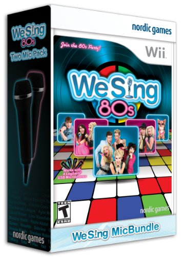We Sing: 80s with 2 Microphones - Nintendo Wii