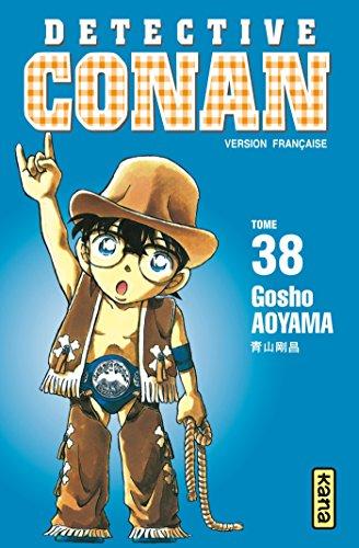 Détective Conan - Tome 38